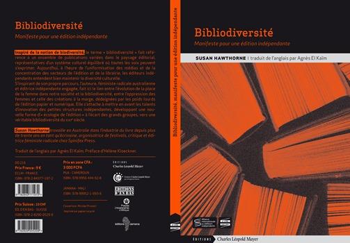 Couverture Bibliodiversité Manifeste pour une édition indépendante