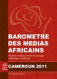 Couverture : Baromètre des médias africains