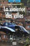 Couverture : La violence des villes