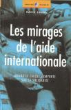Couverture : Les mirages de l'aide internationale