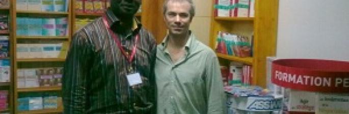 Premier salon du livre de Yaoundé