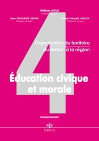Couverture : Education civique et morale 4e