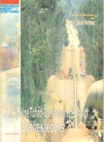 Couverture : Le pipeline Tchad-Cameroun et l'emploi - Quelles leçons ?