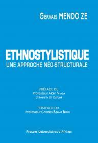 Couverture: Ethnostylistique