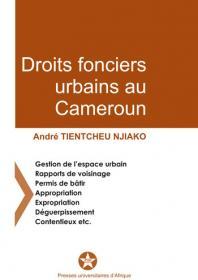 Couverture : Droits fonciers urbains au Cameroun