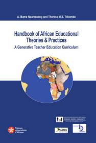 Cover : Handbook of African Educational Theories & Practices