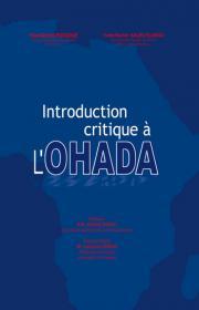 Couverture : Introduction critique à l'OHADA
