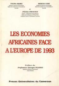 Les économies africaines face à l'Europe de 1993