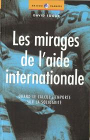 Couverture : Les mirages de l'aide internationale