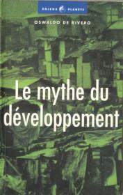 Couverture : Le mythe du développement
