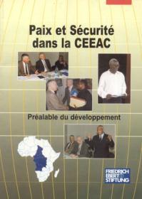 Couverture : Paix et Sécurité dans la CEEAC