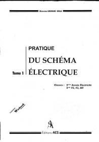Couverture : Pratique du schéma électrique