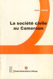 Couverture : La société civile au Cameroun