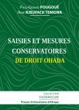 Couverture Saisies et Mesures conservatoires de Droit OHADA