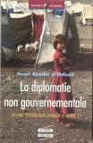 Couverture : La diplomatie non gouvernementale