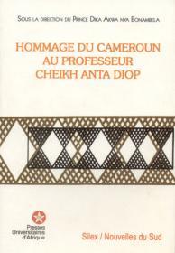 Couverture : Hommage du Cameroun au Professeur Cheikh Anta Diop